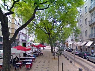 Casa no coração de Lisboa, Lisbonne
