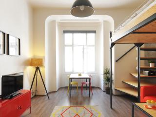 Top located cosy design studio, Brno