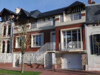 Belle villa au coeur de Deauville