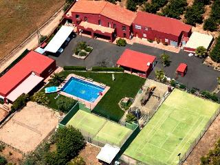 Casa con piscina en Cambrills, España Wifi