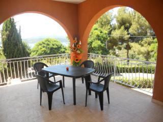 Isola d'Elba Bilocale con veranda vista mare