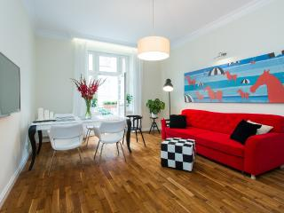 Sunny 3 rooms 2 bathrooms Old Town Smart TV, Krakau
