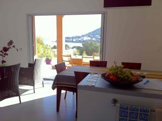 Mini villa face mer pour 6 personnes Corse du sud, Conca