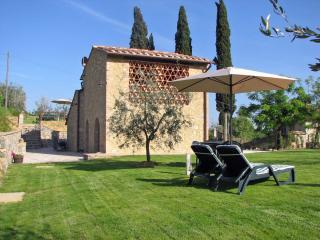 Podere degli Olivi appartamento Ortensia, San Gimignano