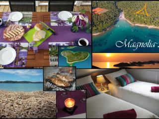 Camping park Soline - Sunset Magnolia 2