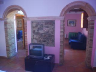 Casa rural Les Alcusses en el Mas de Monserrat, Mogente