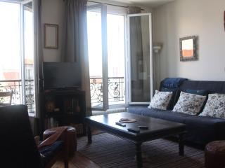 cosy 2 pieces 47m2, a 5 mn de Paris