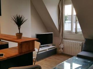 Confortable 2 pièces claire et moderne, Levallois-Perret