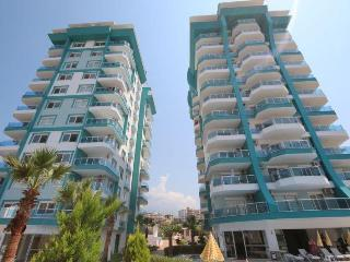 2 Bedroom sea view apartment in Mahmutlar Alanya