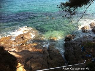 maison bord de mer, Le Rayol-Canadel