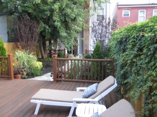 Lovely Garden Apartment in Williamsburg, Brooklyn