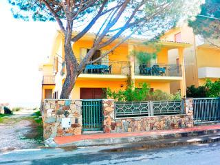 Appartamento in spiaggia, La Caletta