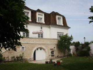 LA PECHERIE chambres d'hôtes au bord du cher, Selles-sur-Cher