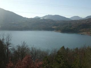 Tranquilla villetta con vista lago, Camugnano