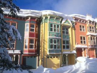 Golden Sun - 3 Bedroom Townhome with Garage/Laundry/Private Hot Tub Sleeps 10, Silver Star