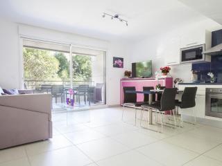 Magnifique appartement avec piscine,jacuzzi,sauna., Cannes