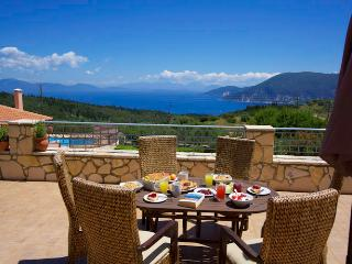 Villa Vaso, Katsarata, Near Fiscardo (Sleeps 2-6)