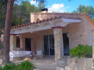 Acogedora casa con chimenea en la colina, Port d'Andratx