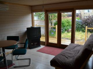 Summer Offer - Real Wood Log Cabin