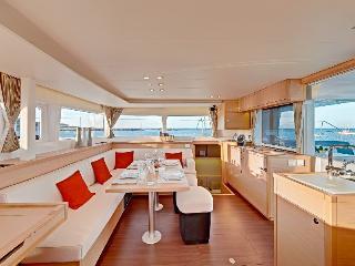 Catamaran à Cannes