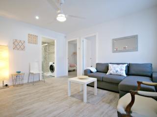 Apartamento para 4 al lado de la playa en Premia, Premia de Mar