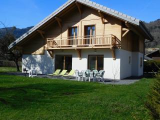chalet  recent 8 personnes  Samoens (haute Savoie)