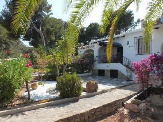 maison dans residence piscine, Moraira
