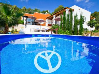 'BACK TO EDEN' a paradise lost, in Ibiza, Sant Antoni de Portmany