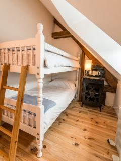 La Belle Grange bunk bedroom on the  first floor