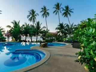 Luxueux appartement  sur la plage , très calme, Koh Samui