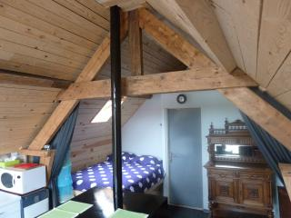 domain pomme charelle: studio with nice view, Maldegem