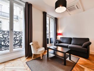 Appartement calme à deux pas du Parc Monceau