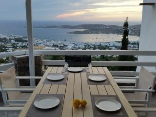 Parikia Paros seaview private Villa