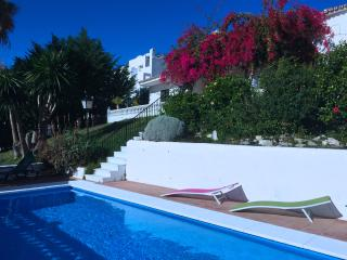 El Horizonte Villa mit Meerblick, Benajarafe