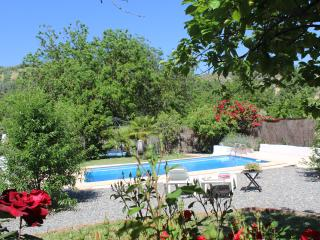 Casa La Nuez B&B between Cordoba and Granada, free WiFi, private pool, garden, Almedinilla