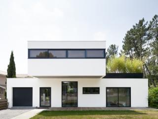 Maison d'architecte en lisière de forêt, Seignosse