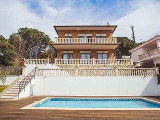 Modern house with wonderful view, Lloret de Mar
