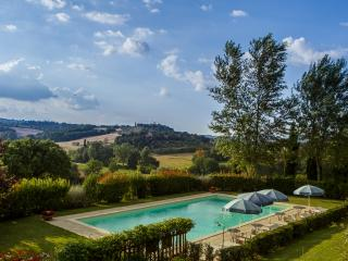 Ginestra Apartment in Country house with pool