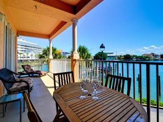 Harborview Grande 202 Waterfront Condo | Sweeping View of Intra-Coastal Waterway |  Boat Slip available., Clearwater