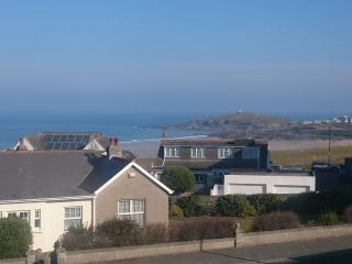 Holiday 'home from home' sea views sleeps six, Newquay