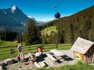 Studiowohnung mit Blick auf Eiger - anderschonegg