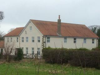 Mill Farm (B&B), en-suite double bedroom, Great Ayton