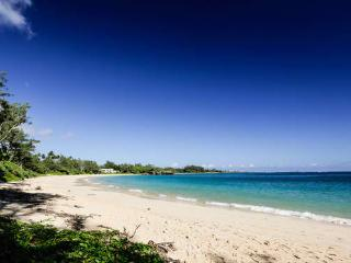 Beachside Getaway Estate - STEPS TO THE BEACH!, Laie