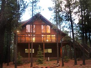 200/nt*Mountain Cabin Ambiance*Country Club*Lake, Angel Fire