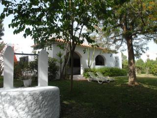 Casa jardín Zahora - Los caños - El Palmar