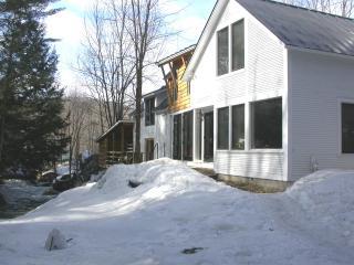 Architect design farmhouse-historic Warren Village