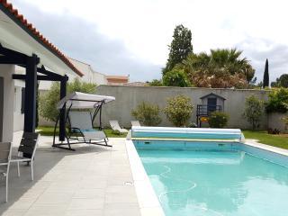 L'Houmeau maison-piscine proche centre La Rochelle