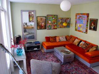 The Artist apartment, Amsterdam