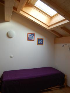 Chambre 3 avec lit gigogne replié