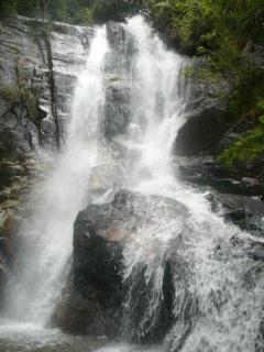 Mystical Chinamata Waterfall very near the Lodge